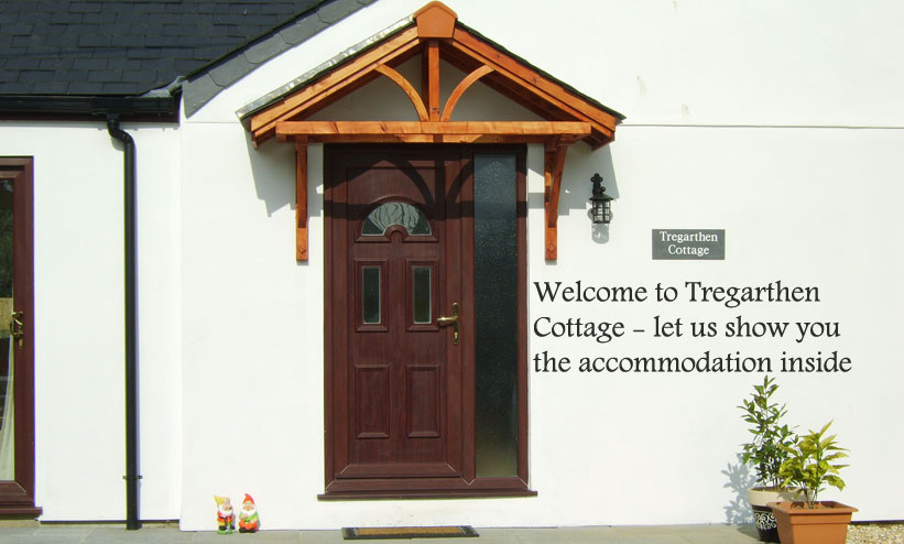 Tregarthen Cottage self catering cottage in Cornwall